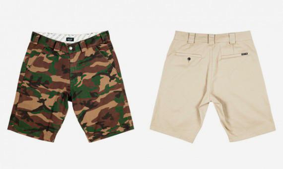 Калифорнийская марка Huf выпустила вторую часть весенней коллекции одежды. Изображение № 15.