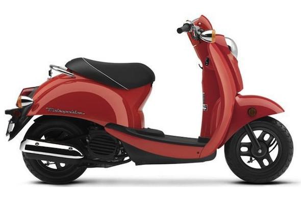 Honda Metropolitan, $2,149. Изображение № 7.