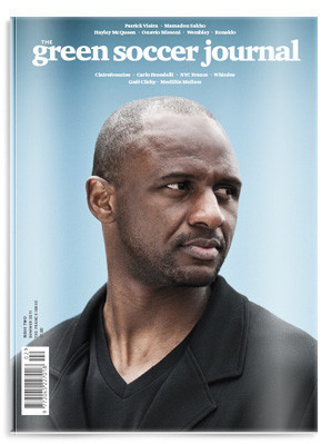 Special Issue: Футбольный журнал The Green Soccer Journal. Изображение № 3.