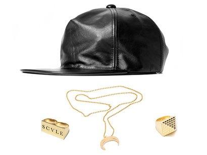 Гетто-готика: «Новый черный» уличной моды. Изображение № 8.