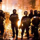 Бэнкси снял документальный фильм об уличных акциях. Изображение №2.