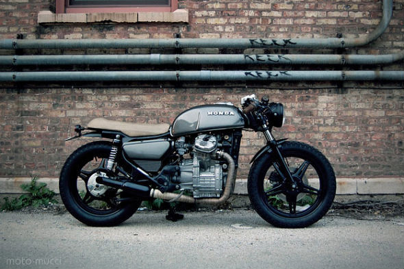 10 лучших мотоциклов года по версии сайта Bike Exif. Изображение № 3.