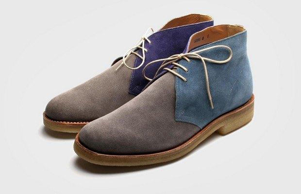 Марка Grenson выпустила весеннюю коллекцию обуви. Изображение № 43.