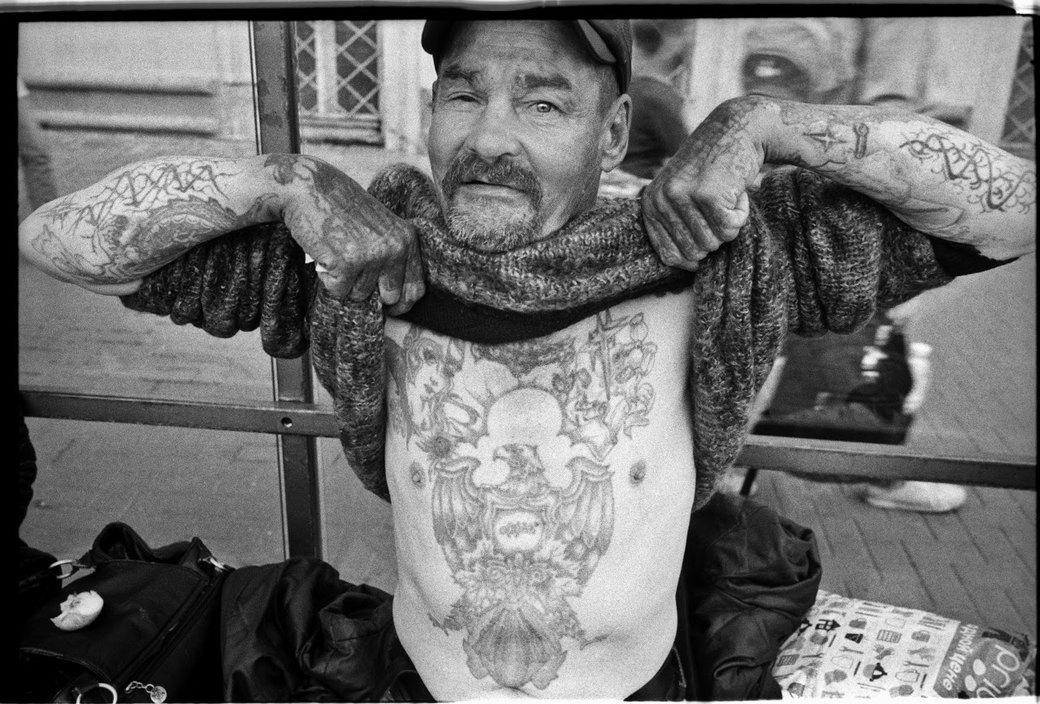 Лишние люди и сакральная Русь в фотографиях Барабаки. Изображение № 3.