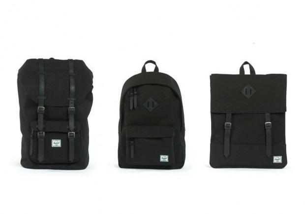 Канадская марка Herschel выпустила новую коллекцию рюкзаков линейки Holiday. Изображение №11.