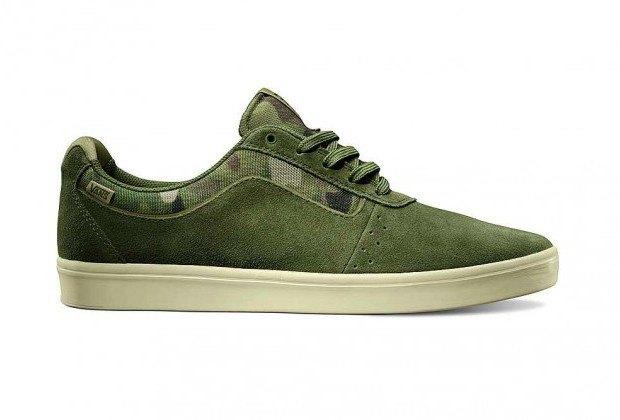 Марка Vans выпустила коллекцию камуфляжной обуви. Изображение № 3.