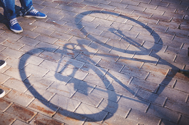 Детали: Фоторепортаж с открытия велосезона Fixed Gear Moscow. Изображение №40.