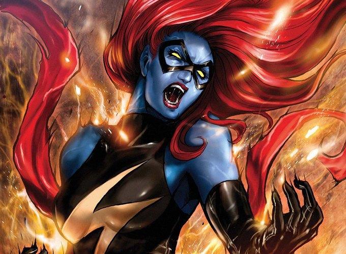 Как издатели меняли пол, цвет кожи и ориентацию супергероев. Изображение № 13.