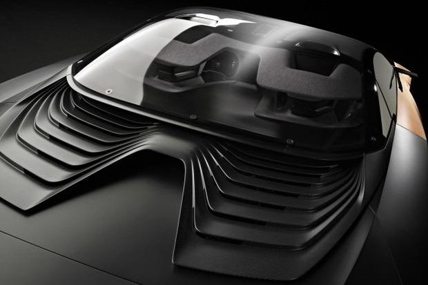 Peugeot анонсировал выпуск гибридного суперкара Onyx. Изображение № 3.