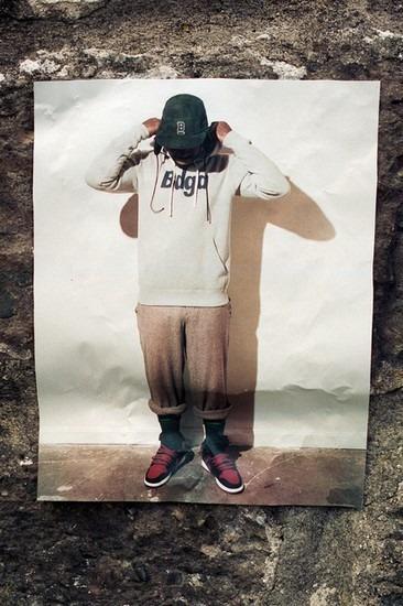 Американский ритейлер Вodega опубликовал лукбук осенней коллекции одежды. Изображение № 3.