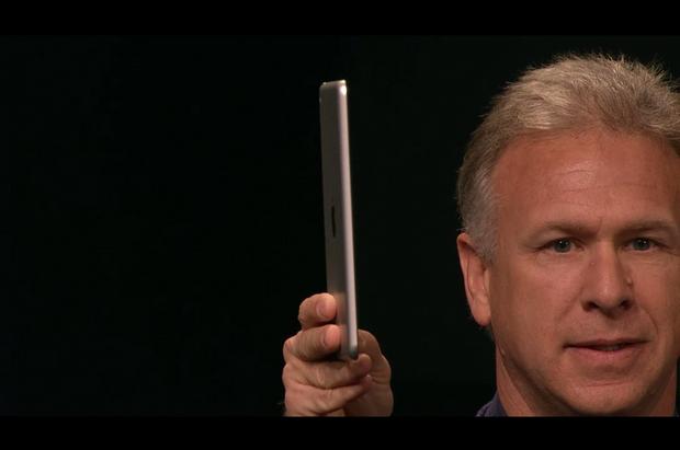 Компания Apple представила планшетник iPad mini. Изображение № 5.