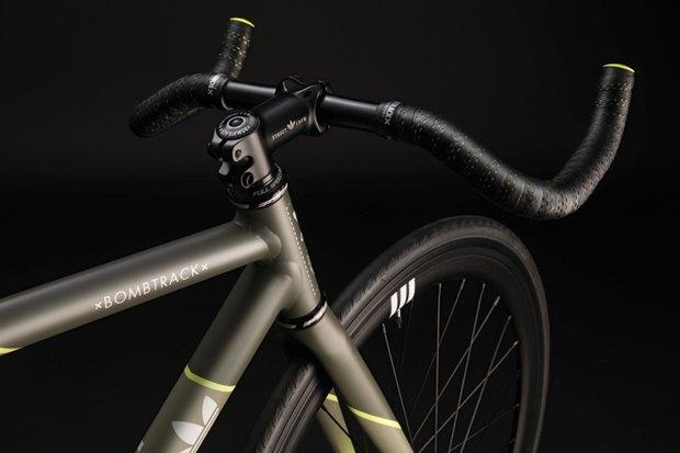 Марки Adidas и Bombtrack представили совместную модель велосипеда. Изображение № 3.