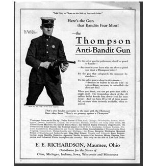 Царь-пушка: История Томми-гана, любимого оружия гангстеров. Изображение № 5.