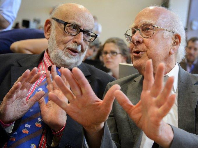 Нобелевскую премию по физике присудили за открытие бозона Хиггса. Изображение № 1.