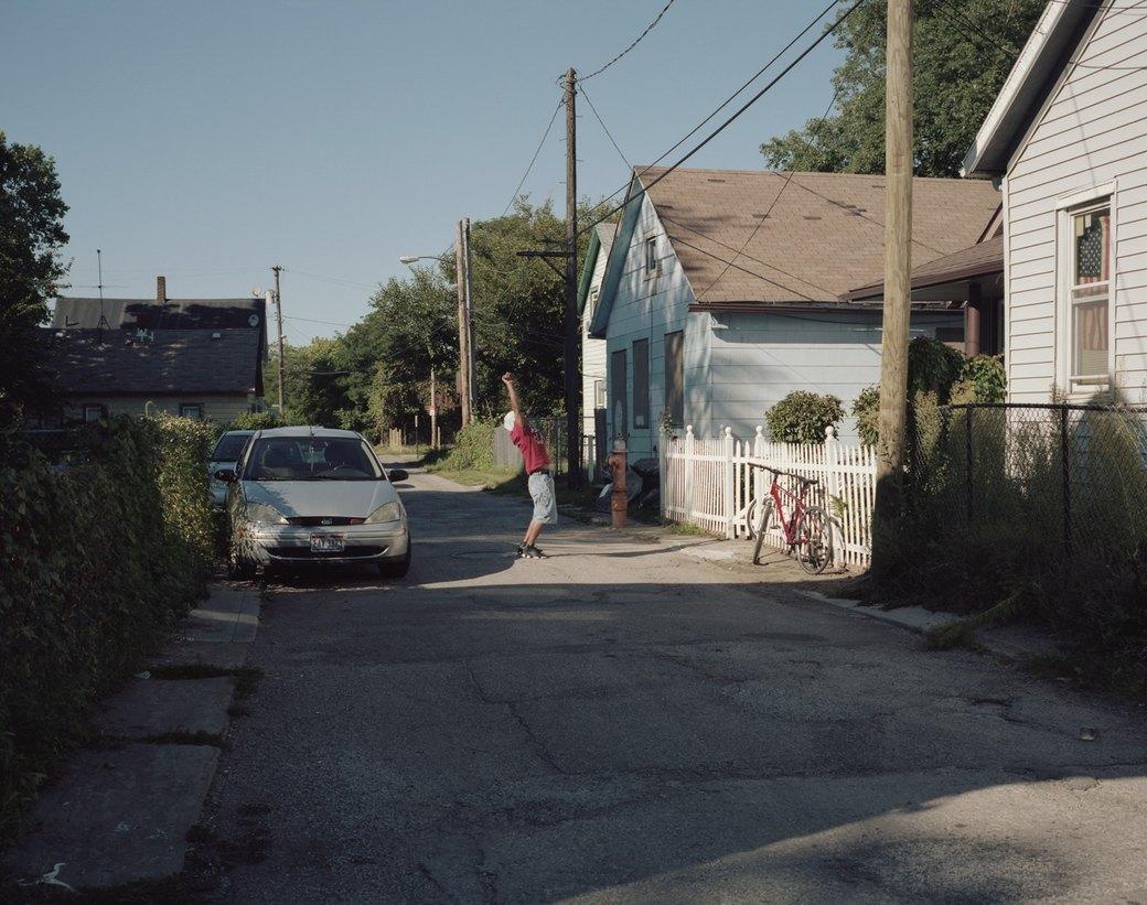 Как американские подростки построили скейт-парк в самом бедном районе Кливленда. Изображение № 9.