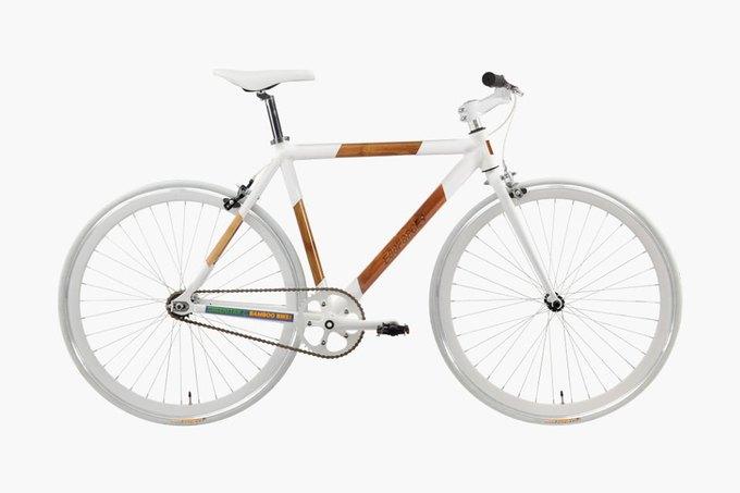 Под маркой Greenstar Bikes вышел первый велосипед из бамбука. Изображение № 1.