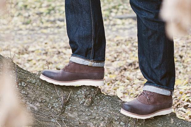 Новая марка: Кроссовки и осенние ботинки Apparel Bear Company. Изображение № 6.