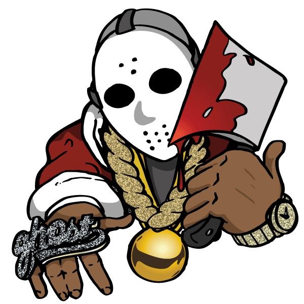 В App Store появились эмодзи с Ghostface Killah. Изображение № 1.