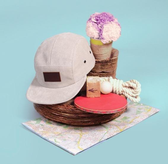 Киевская марка Syndicate опубликовала лукбук новой коллекции кепок. Изображение № 6.