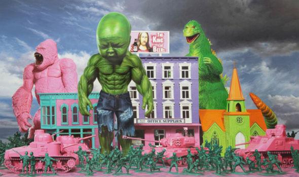 10 новых проектов художника Рона Инглиша. Изображение № 2.