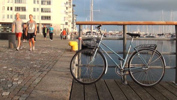Фильм о путешествии из России в Португалию на велосипедах. Изображение № 1.