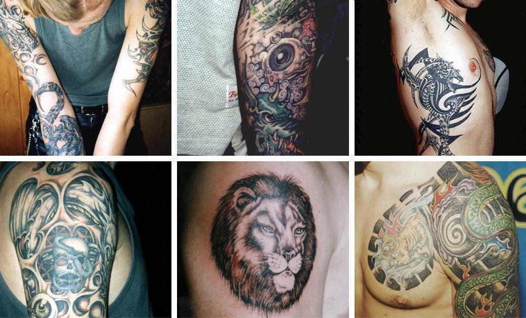 Что стало с советской татуировкой после распада СССР. Изображение № 14.