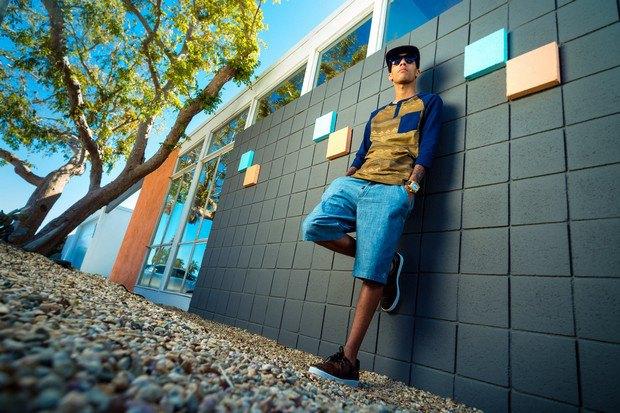 Марка LRG выпустила лукбук летней коллекции одежды, снятый в калифорнийской пустыне. Изображение № 12.