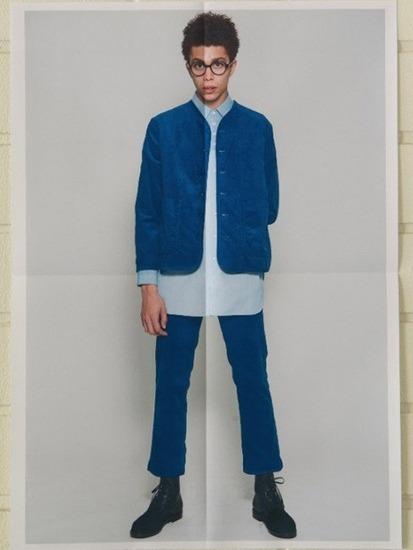 Японская марка Discovered выпустила лукбук весенней коллекции одежды. Изображение № 8.