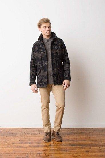 Марка Pendleton выпустила лукбук осенней коллекции одежды. Изображение № 2.