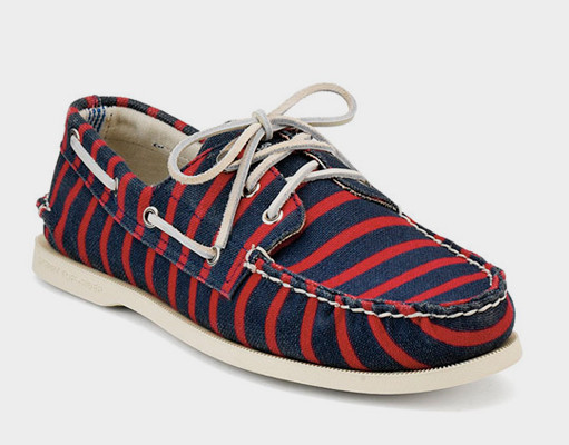 Марки Band of Outsiders и Sperry Top-Sider выпустили совместную коллекцию обуви. Изображение № 7.