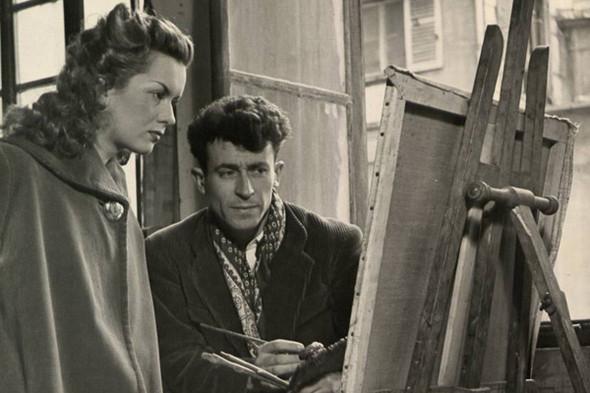 Художник в вельветовом костюме, 1946 год. Изображение № 5.