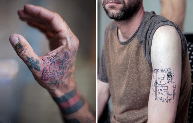 Домашняя работа: Гид по культуре татуировок в домашних условиях. Изображение №22.