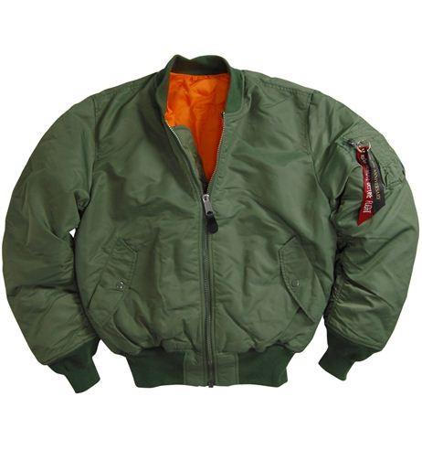 История и канонические модели военных курток Alpha Industries. Изображение № 7.