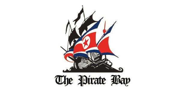 Сайт торрент-трекера The Pirate Bay переехал в Северную Корею. Изображение № 1.