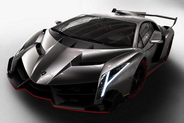 Lamborghini представили юбилейный суперкар Veneno. Изображение № 1.