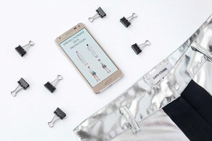 Ценные металлы: Дизайнер одежды Ксения Шнайдер. Изображение № 10.