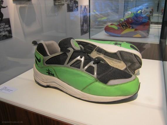 Выставка Stussy в музее кроссовок. Изображение № 5.