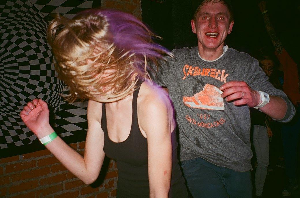 Фотоотчёт: Дикий джангл в баре «Дич». Изображение № 7.