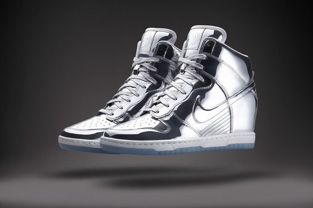 Nike Sportswear опубликовали лукбук новой коллекции Nike Knows. Изображение № 5.