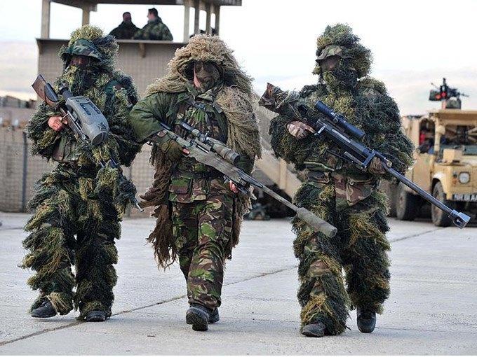В ужасной форме: 7 видов военной экипировки, способной запугать до смерти. Изображение № 6.