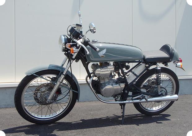 Начни с малого: 11 мотоциклов-малолитражек, для вождения которых не нужны права. Изображение № 6.