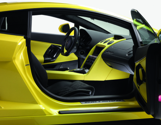 Lamborghini представил две новые модели суперкара Gallardo. Изображение № 5.
