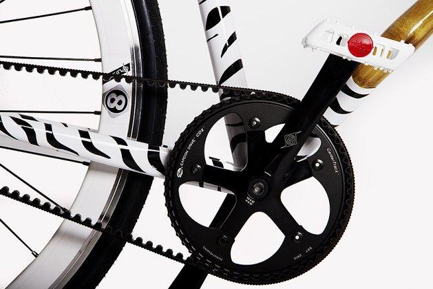 Компания Panda вместе со студией Akomplice представила новый велосипед. Изображение № 3.