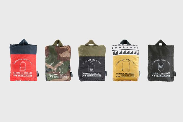 Марка Herschel опубликовала лукбук осенней коллекции рюкзаков. Изображение № 1.