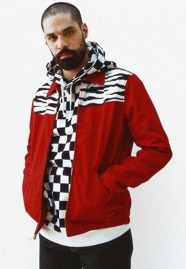Марка Supreme выпустила лукбук весенней коллекции одежды. Изображение № 4.