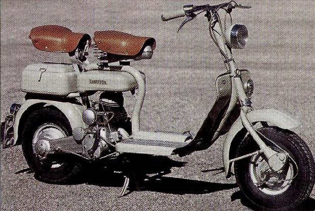 Малым ходом: История расцвета и банкротства легендарной марки мотороллеров Lambretta. Изображение № 3.