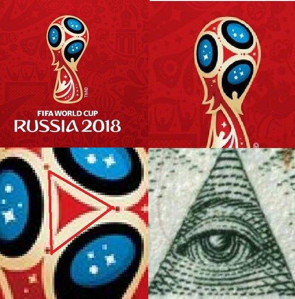 Как мир отреагировал на российский логотип чемпионата мира по футболу. Изображение № 3.
