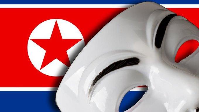 Хакерская группировка Anonymous объявила войну Северной Корее. Изображение № 1.