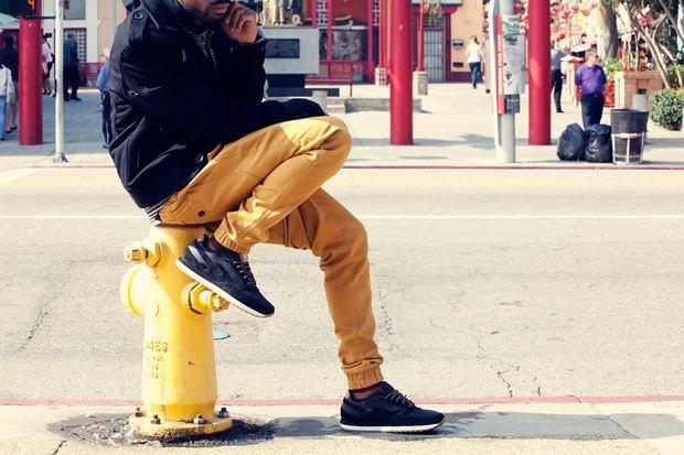 Марка Radii Footwear опубликовала лукбук новой коллекции обуви. Изображение № 7.