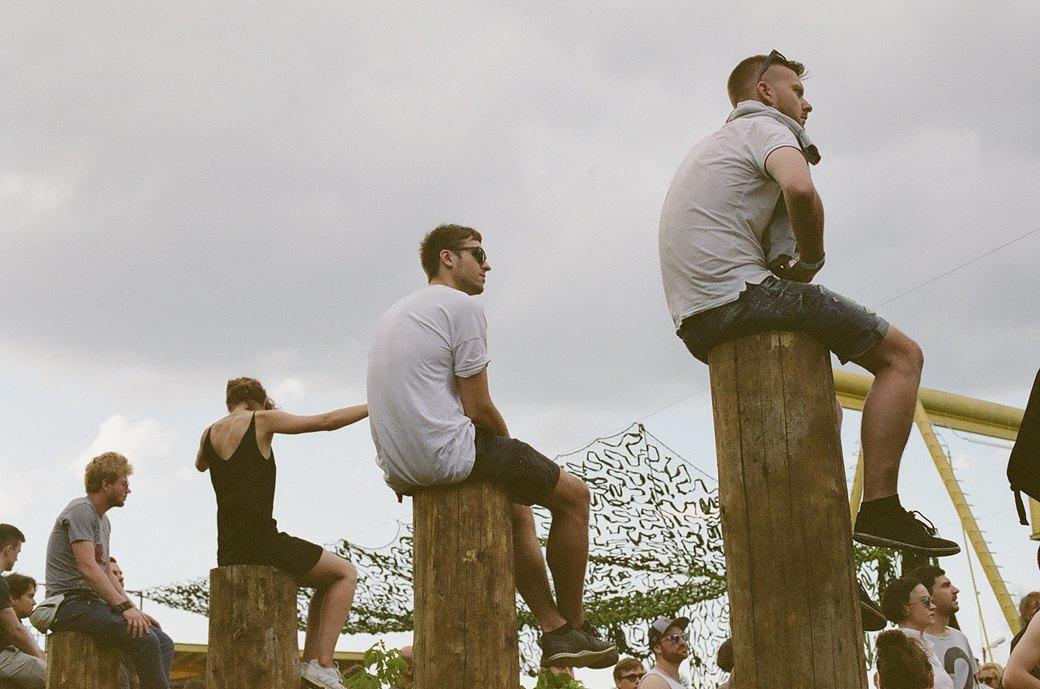 Фоторепортаж: Фестиваль Outline на Карачаровском механическом заводе. Изображение № 46.
